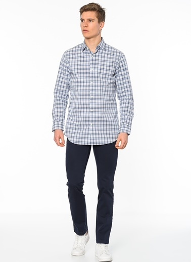Banana Republic Pantolon Lacivert